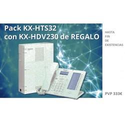 HX-HTS32  Y KX-HDV230